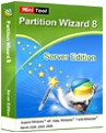 Partition Wizard Server  Edition